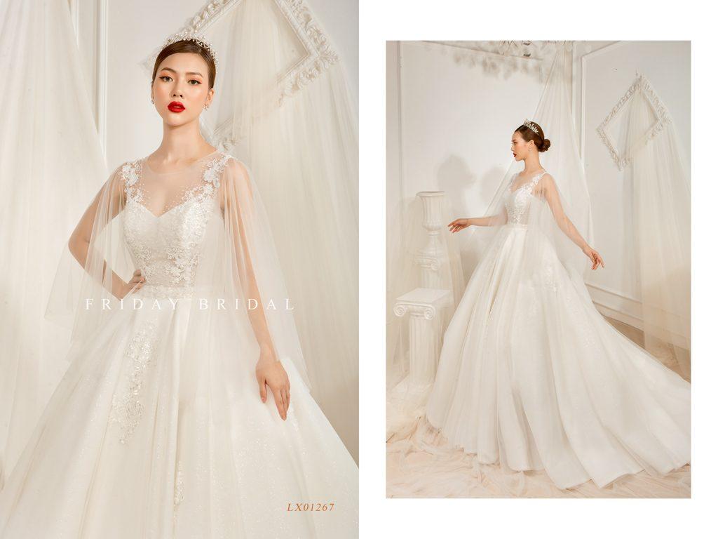 Váy cưới đẹp - FRIDAYWEDDING