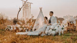 Chụp ảnh cưới nghệ thuật