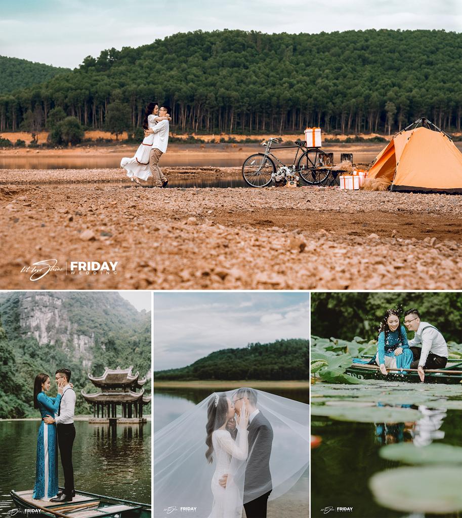 Studio ảnh cưới Hà Nội - Travel Wedding